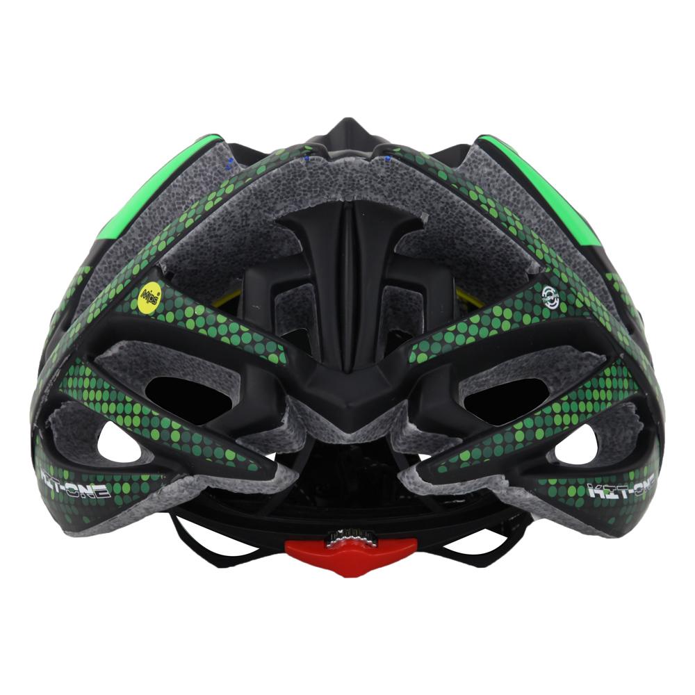 Road Helmet Big Ring Green MachineÂ
